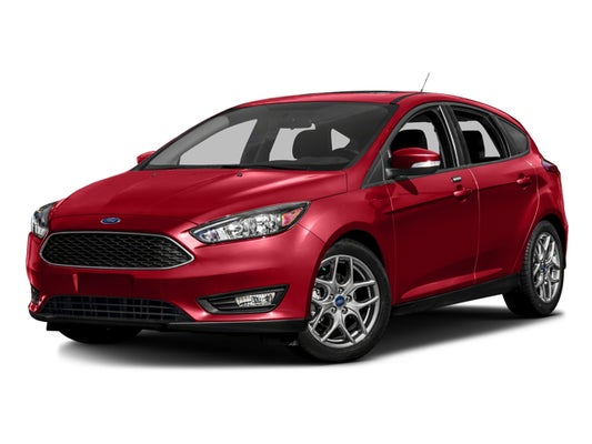 2016 Ford Focus Se In Princeton Il Prescott Brothers Of
