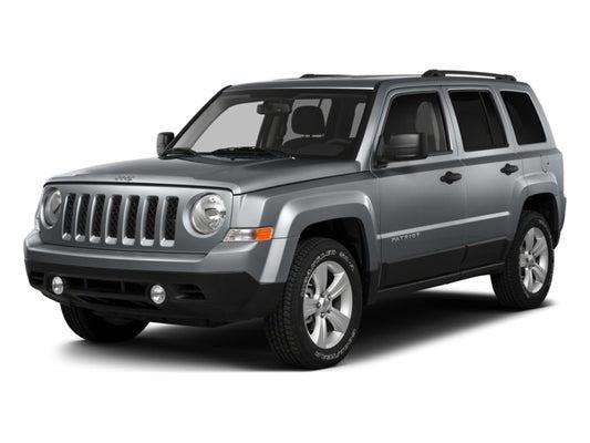 Jeep Patriot For Sale Near Me >> Used 2016 Jeep Patriot For Sale Princeton Il Kewanee R3044
