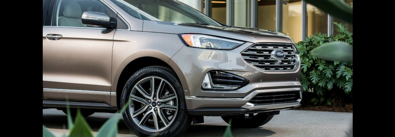 The  Ford Edge New Features And Specs