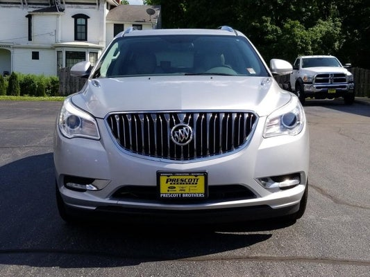 Used 2014 Buick Enclave For Sale Princeton Il Kewanee P36143a