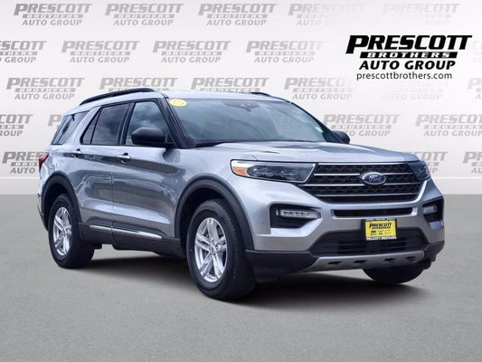 Used 2020 Ford Explorer For Sale Princeton Il Kewanee F5350